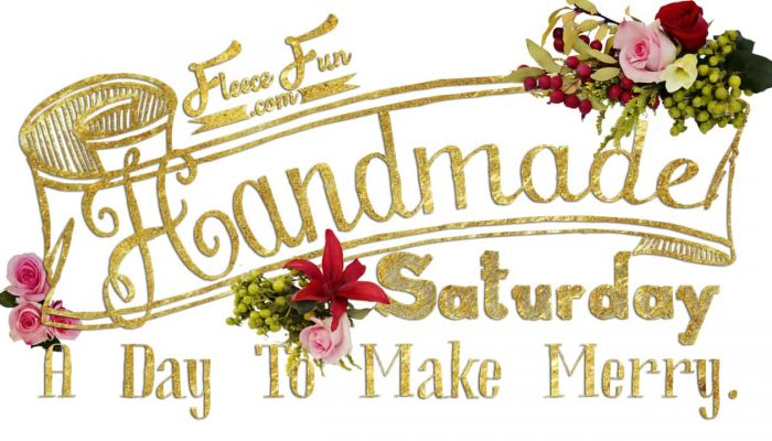 Handmade Saturday:  A Day to Make Merry